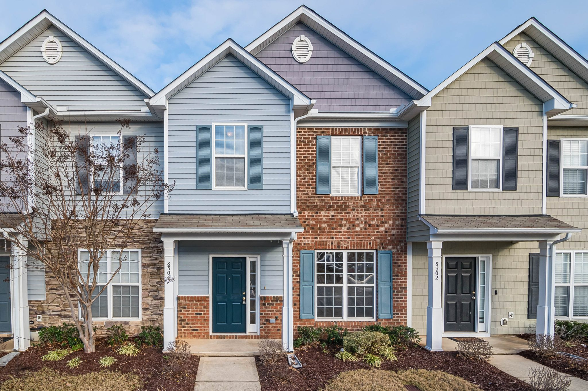 UNDER CONTRACT: Plyler Townhomes